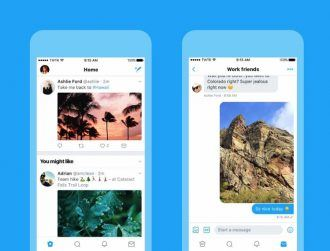 Twitter gets a facelift: Mobile redesign is tweet chic