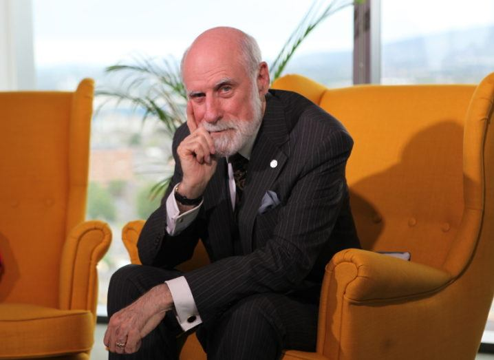 Father of the internet Vint Cerf: 'AI will make a lifetime of learning critical'