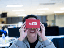 YouTube hits 1.5bn viewers – now it wants to own TV and VR