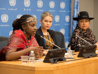 Indigenous women and science knowledge: The first voice and climate change