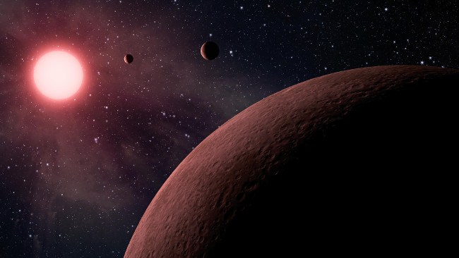 NASA's Kepler space telescope can find a needle in a haystack, if a needle was a planet and a haystack was the seemingly endless expanse of space. Image: NASA/JPL-Caltech