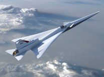 NASA takes one step closer towards a super quiet, supersonic X-plane