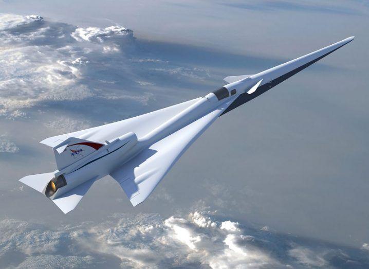 QueSST X-plane concept
