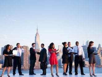 An Irish start-up in New York: How to meet and greet the fintech elite