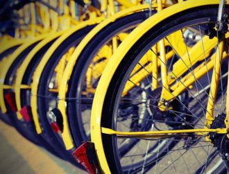 China bets big on bike-sharing, while Uber rival shows its hand
