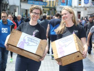 Science takes to the streets in Galway