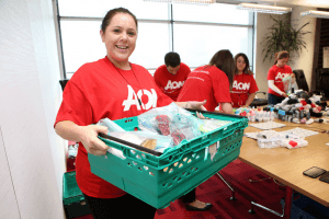 Aon making a difference