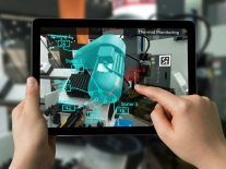 Is Intel shifting its focus from wearables to AR instead?