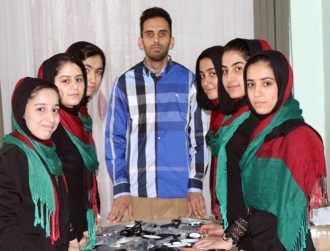 All-girl Afghan robotics team gets approval to travel to US after all