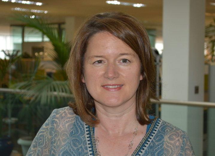 Angela Byrne, senior adviser, Enterprise Ireland