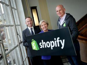 Shopify brings 100 new remote working jobs to the west of Ireland