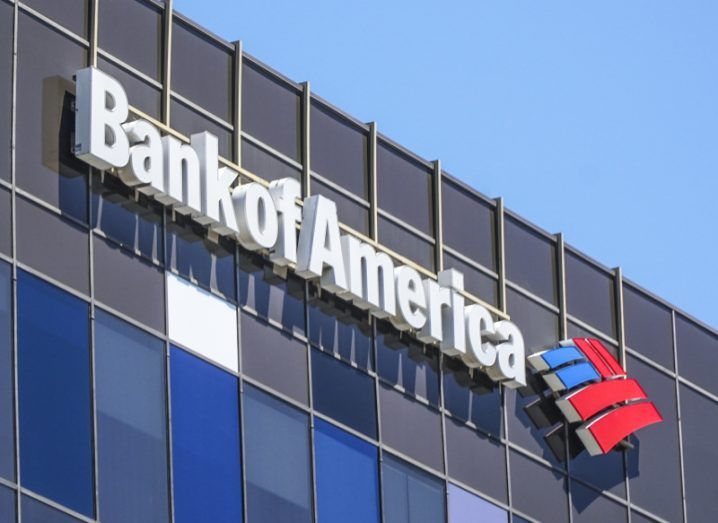Bank of America. Image: 4kclips/Shutterstock