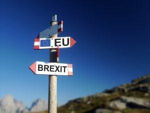 Brexit. Image: DarwelShots/Shutterstock