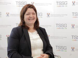 Software quality is the key to TSSG's success