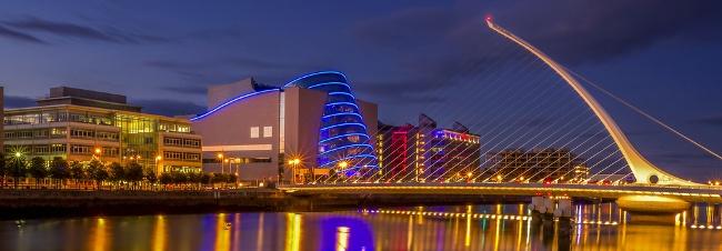 Dublin. Image: Tuzimek/Shutterstock