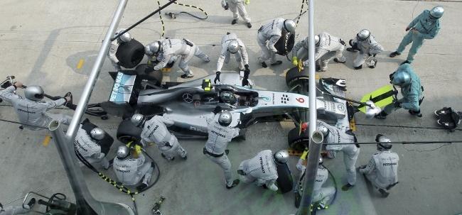 Mercedes. Image: Shahjehan/Shutterstock