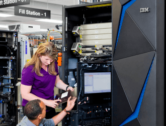 IBM Z mainframe heralds a new era of highly encrypted data security