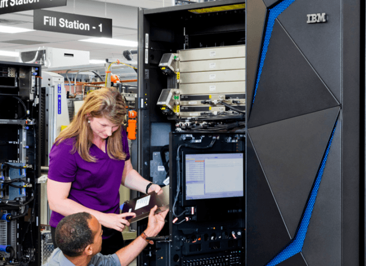 IBM Z mainframe heralds a new era of highly-encrypted data security