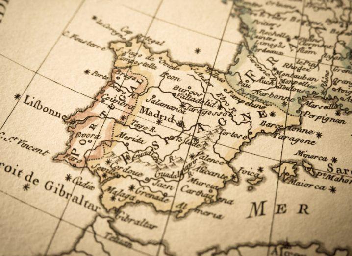 Iberia. Image: yoshi0511/Shutterstock