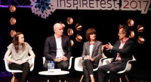 Future of work panel, Inspirefest 2017