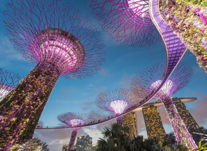 Singapore. Image: WAT K/Shutterstock