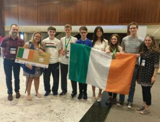Double delight for Irish at Maths Olympiad in Rio de Janeiro