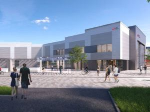 The planned facility at Limerick IT, Coonagh. Image: LIT