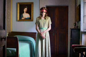 Blindfold, 2016. Image: Lissa Rivera. Portrait Series Winner, Magnum and LensCulture Photography Awards 2017.