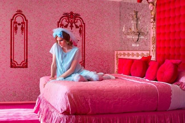 Pink Bedroom, 2017. Image: Lissa Rivera. Portrait Series Winner, Magnum and LensCulture Photography Awards 2017.
