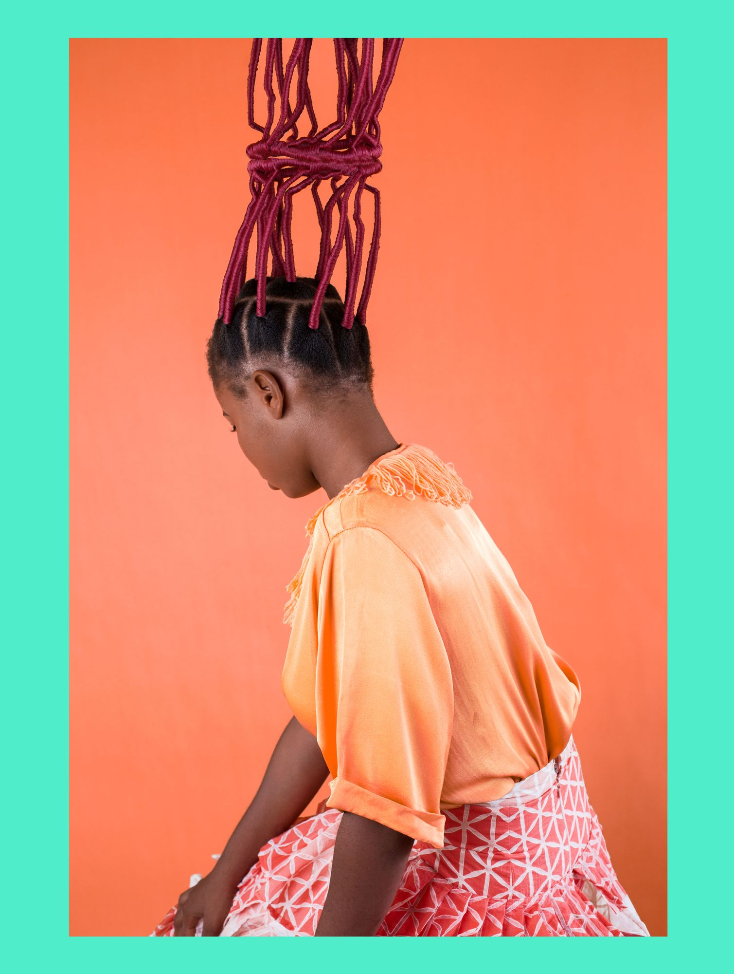 Chroma. Image: Medina Dugger. Open Series Winner, Magnum and LensCulture Photography Awards 2017.