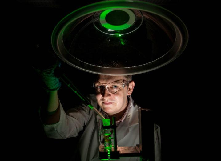 Solar star: UL researcher gets €1.5m to glean clean energy from plants
