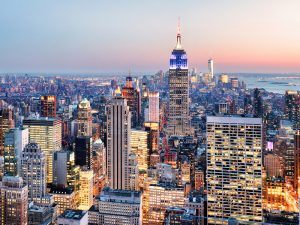 New York City. Image:TTstudio/Shutterstock