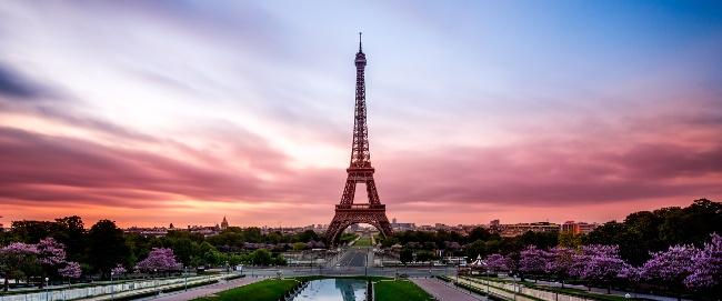 Paris. Image: Alex Grace/Shutterstock
