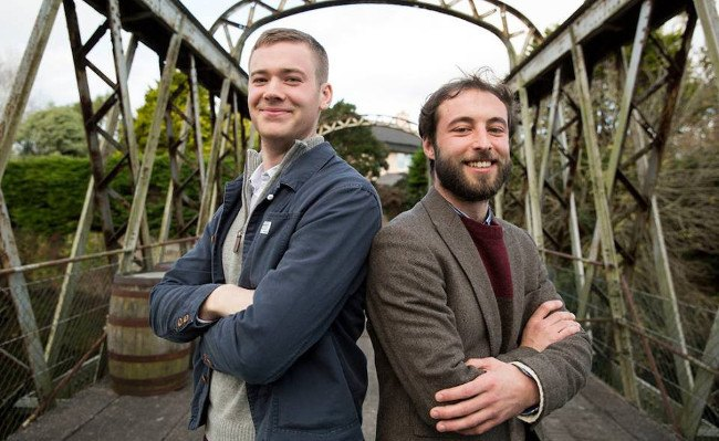 Bryan Hurley and Oliver Smith, co-founders of Digedu. Image: Legate Hub.