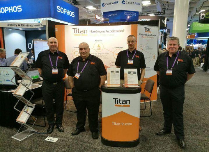 The Titan IC team