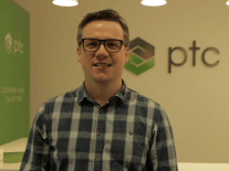 'It's a great opportunity to come in at such an early stage of PTC Dublin'