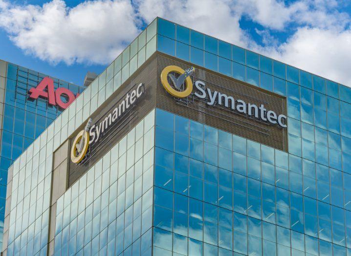Symantec. Image: cornfield/Shutterstock