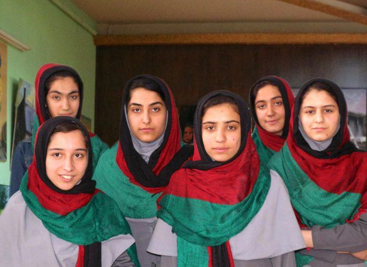 Trump's travel ban blocks Afghanistan's all-girl robotics from attending STEM competition