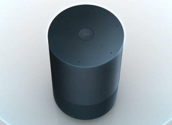 Alibaba's voice assistant Tmall Genie X1 to take on Echo, HomePod