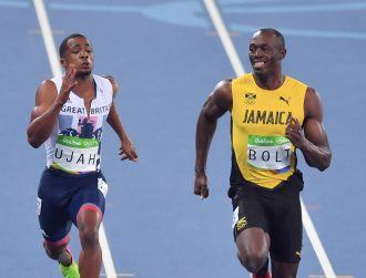 Which is faster: a grey wolf, a Tyrannosaurus rex or Usain Bolt?