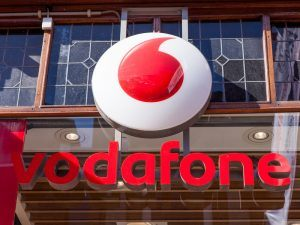 Vodafone vaults ahead with strong broadband, 4G and contract revenues
