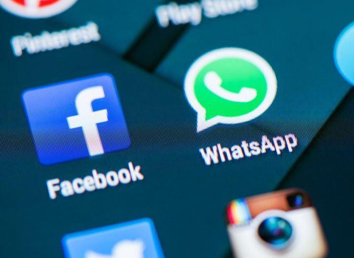 WhatsApp. Image: Stefano Garau/Shutterstock