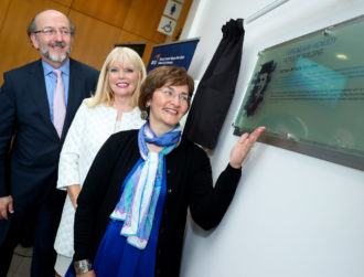 DCU renames campus buildings after trailblazing women scientists