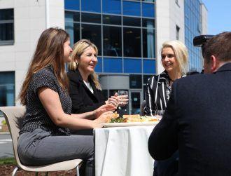 Women entrepreneurs gather through Dell EMC and GirlCrew Supper Club