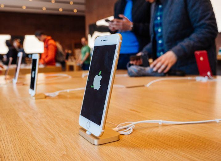 iPhone. Image: Hadrian/Shutterstock