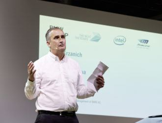 Intel firing on all cylinders as it revs up for autonomous driving future