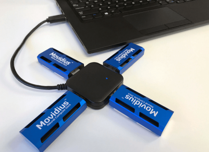 Intel Movidius Neural Compute Stick available for US$79