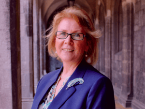 Prof Anne Scott, NUI Galway vice-president for equality and diversity