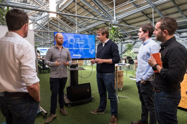 The Unilever Foundry comes to Dublin to find the next big thing in retail tech
