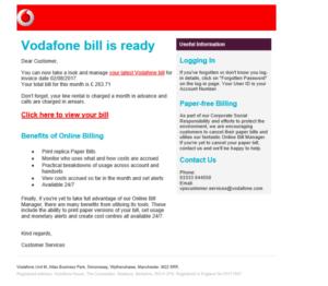 Vodafone scam. Image: Eset Ireland